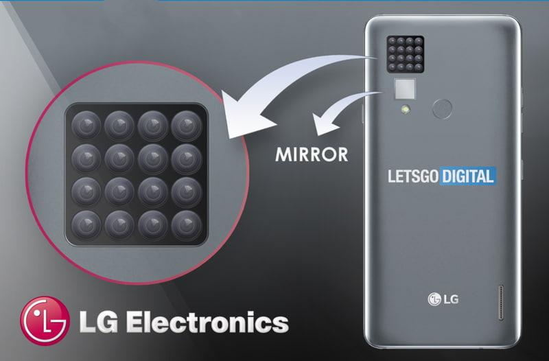 Qual Huawei ou Nokia? LG trabalha num smartphone com 16 câmaras