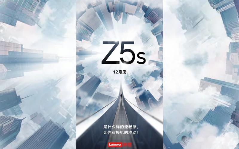 Lenovo Z5s topo de gama
