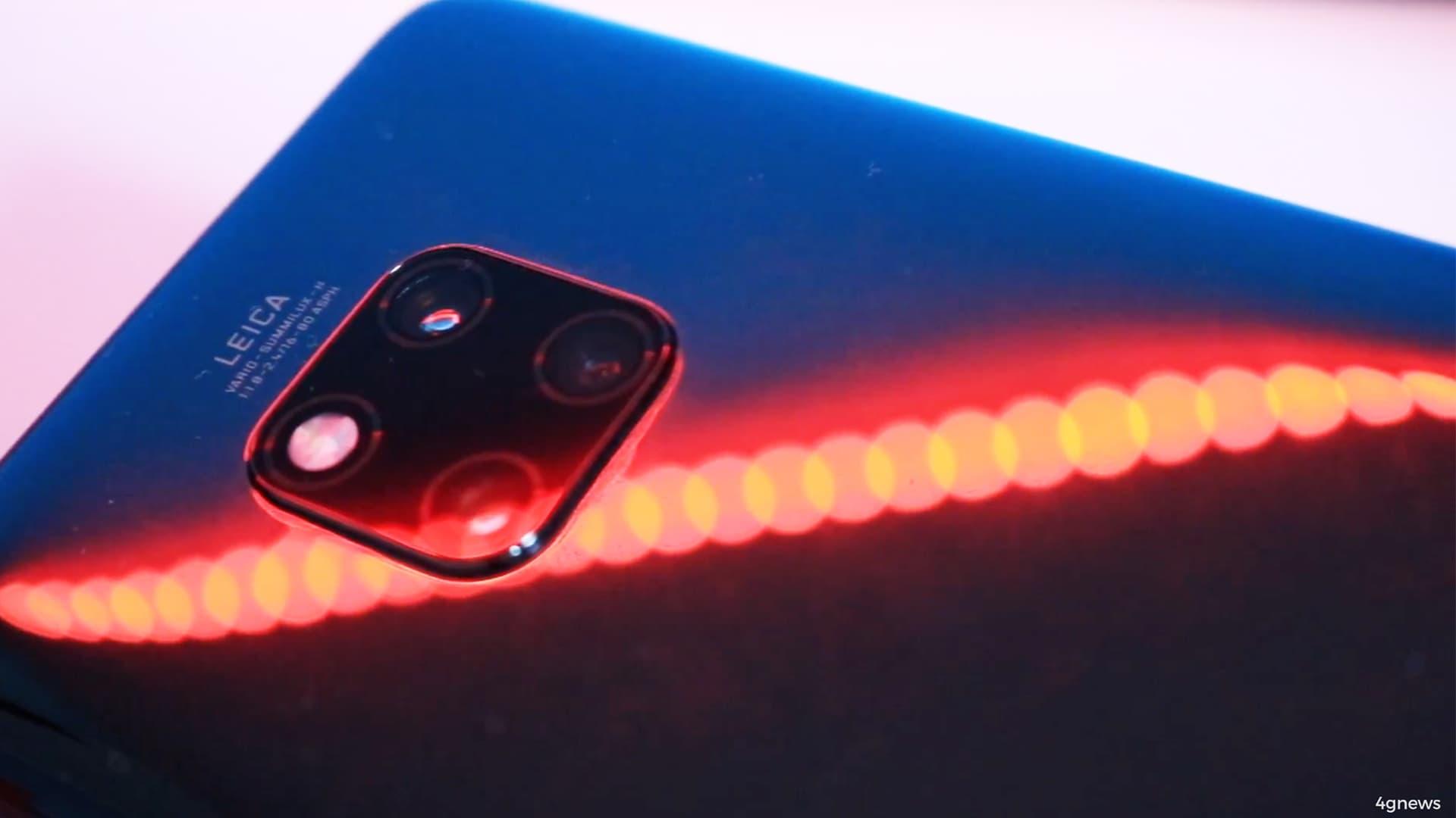 Próximo Huawei Mate será totalmente diferente do Huawei Mate 20 Pro