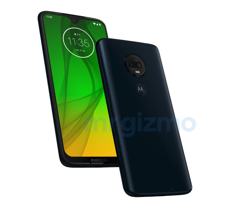 Motorola Moto G7 Android Pie smartphone leak
