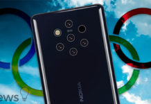 Nokia 9 Pureview Olympic