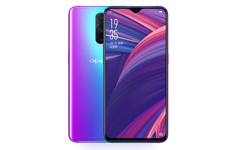 OPPO RX17 Pro smartphone Android Europa