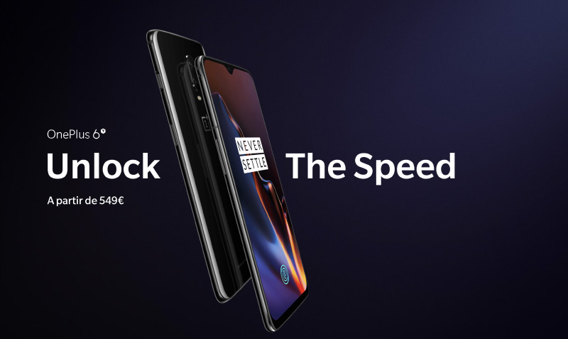 OnePlus 6T Android Pie OxygenOS 1