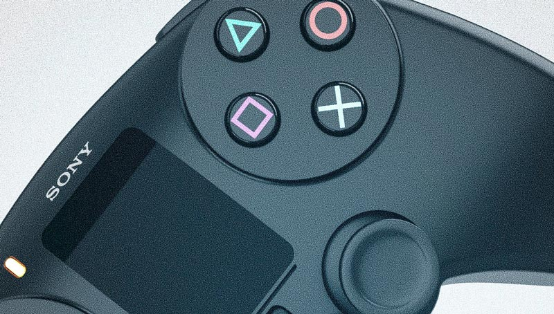 Sony Playstation 4 comando