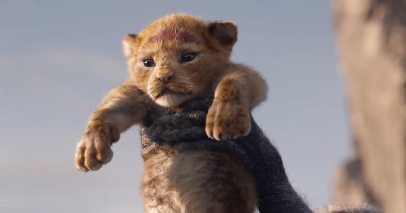 Rei Leão Disney