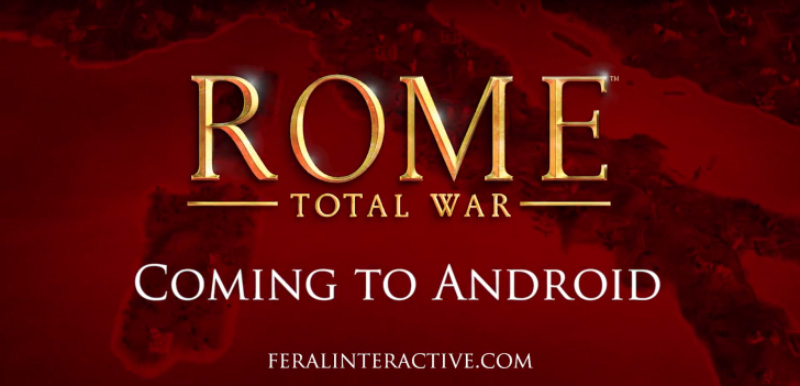Rome Total War Android Google Play Store