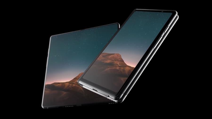 Samsung Galaxy F: Apaixona-te com este vídeo do smartphone dobrável