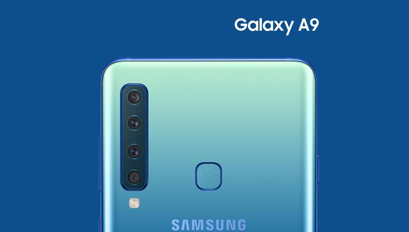Samsung Galaxy A9: São as 4 câmaras realmente necessárias? (vídeo)