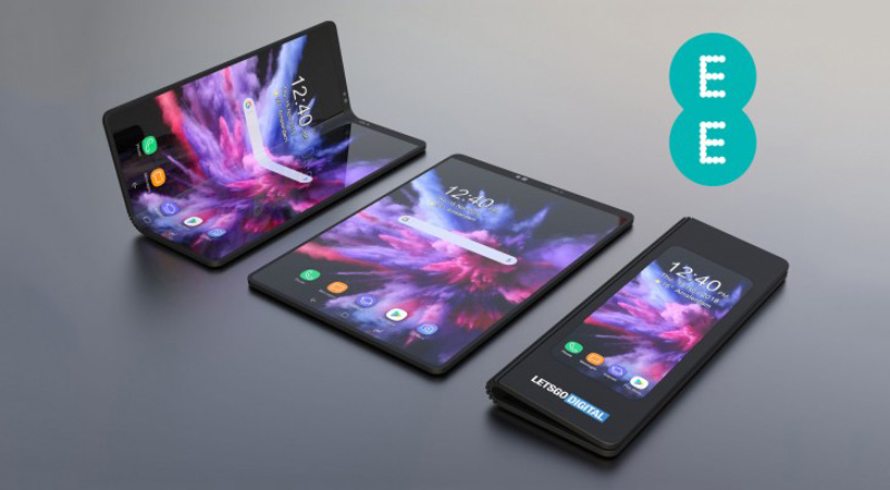 Samsung Galaxy F Android smartphones 2019