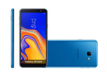 Samsung Galaxy J4 Core Android One smartphone