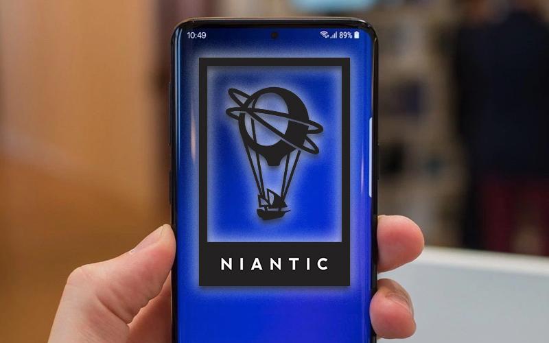 Samsung Niantic realidade aumentada jogos