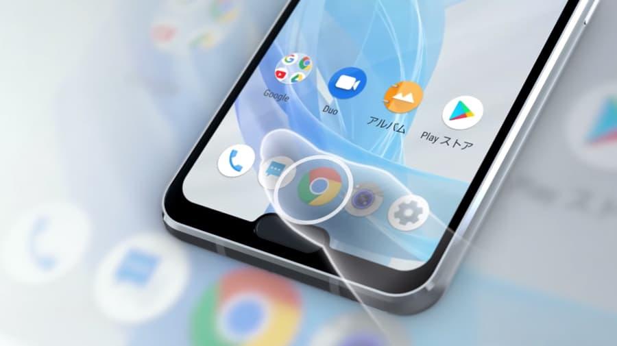 Smartphone da Sharp é um topo de gama e tem duas notches