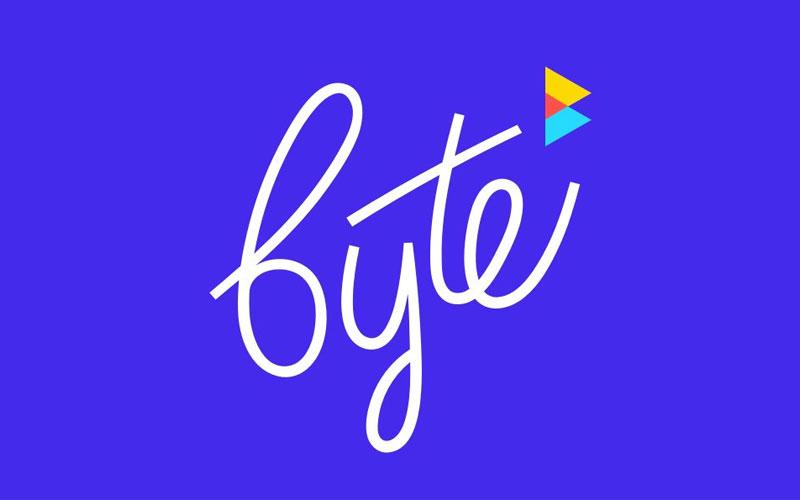 Vine Byte rede social aplicação