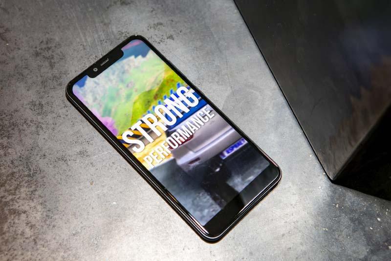 Wiko Android smartphone ecrã 1 smartphones
