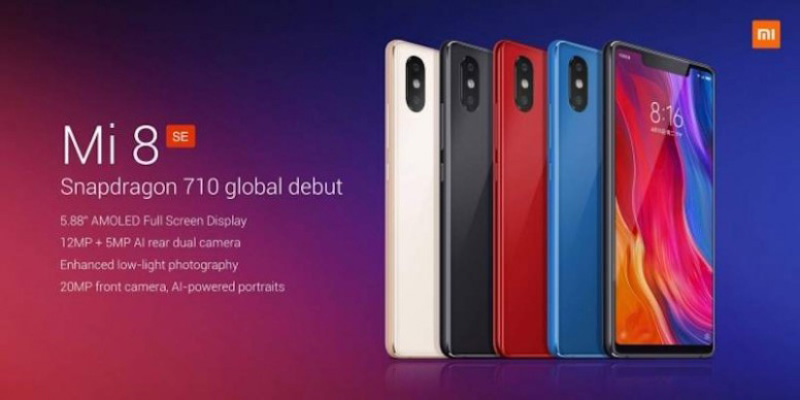 Xiaomi Mi 8 SE Android Q MIUI