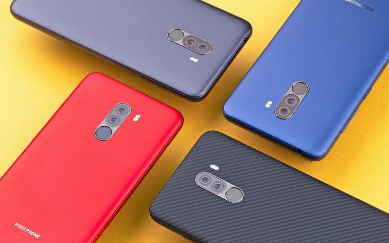 Android Google Pixel 3 App câmara Xiaomi Pocophone F1 MIUI 10 1