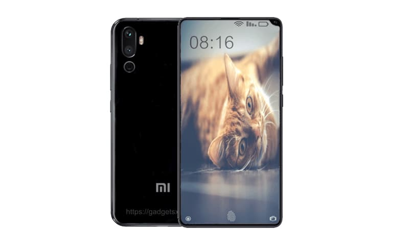 Conceito do Xiaomi Mi 9