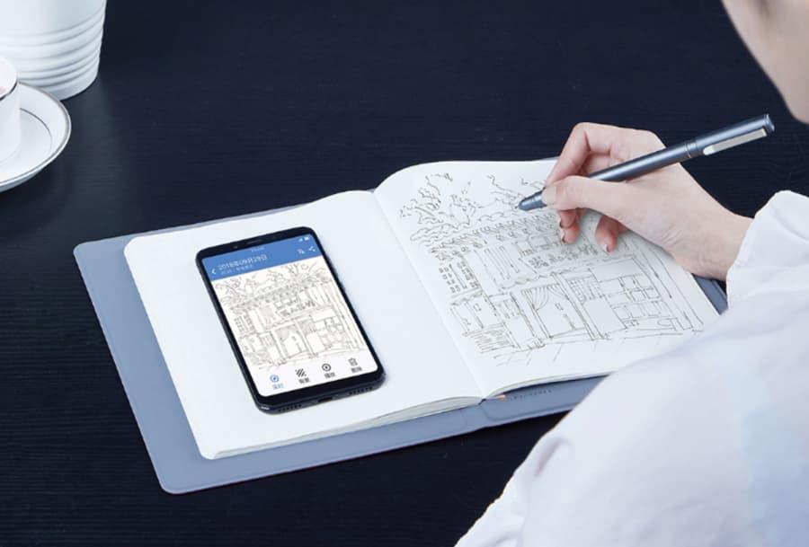 Xiaomi 36notes SmartPad: Um caderno inteligente com preço fantástico