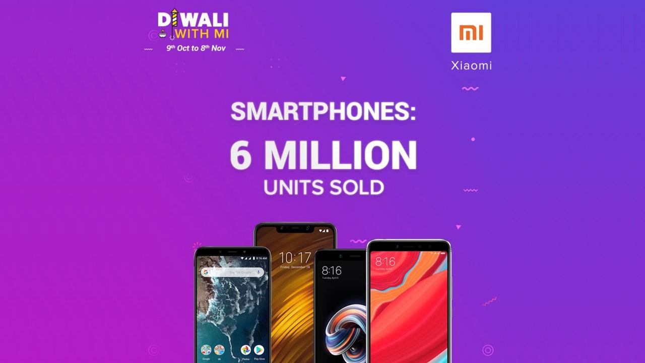 Xiaomi Diwali Smartphones