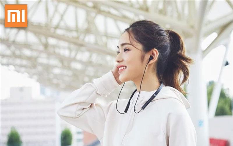Xiaomi Mi Necklace earphones sem fios
