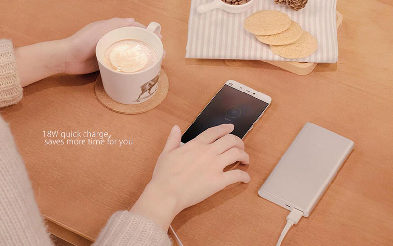 Xiaomi Power Bank Smartphone