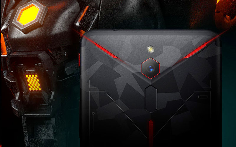 ZTE Nubia Red Magic Xiaomi Black Shark Helo