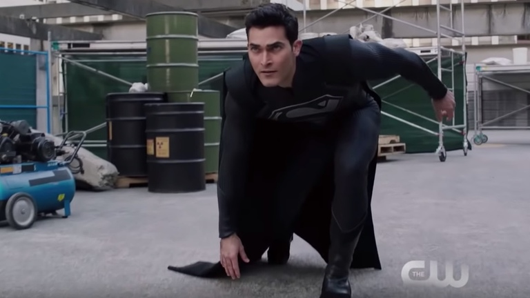 Superman no Arrowverse Crossover