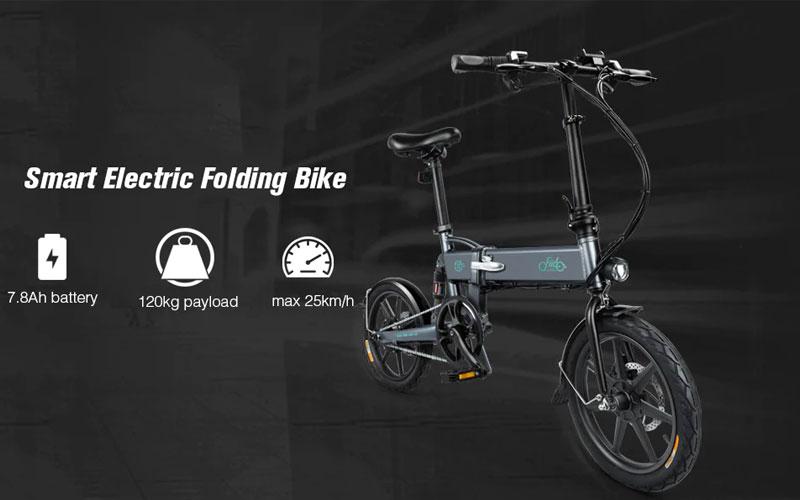 bicicleta elétrica oportunidade promocode