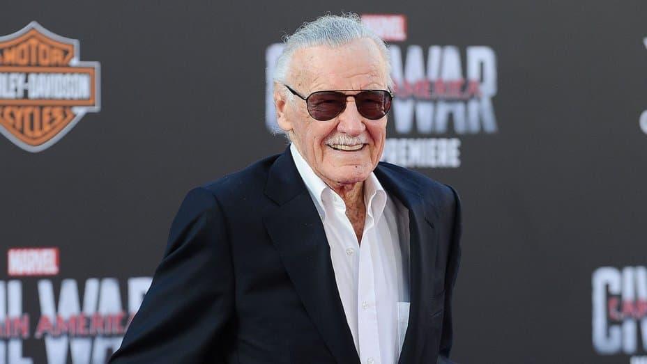 Adeus Stan Lee. Continuará imortal por ajudar a criar o Universo Marvel