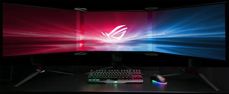 ASUS ROG monitor gaming