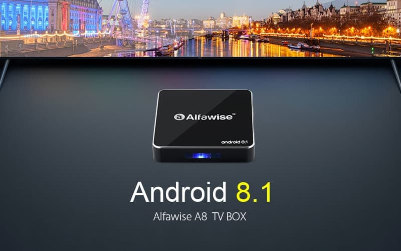 Alfawise A8 Tv Box 2
