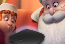 Android TV Box Natal