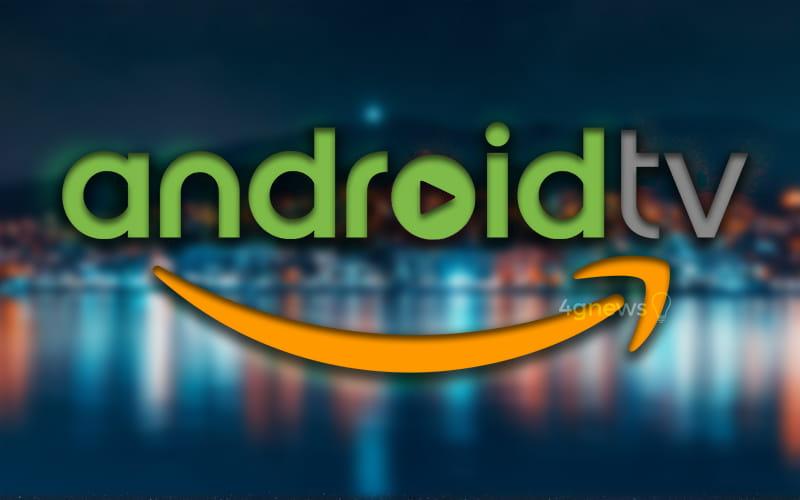 Android TV aplicação Amazon Prime Music Google