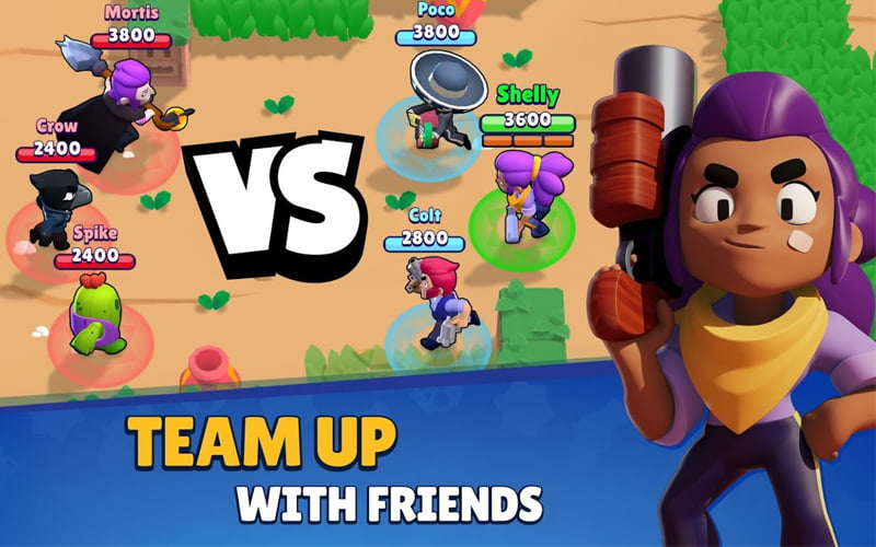 Brawl Stars Supercell Google Play Store