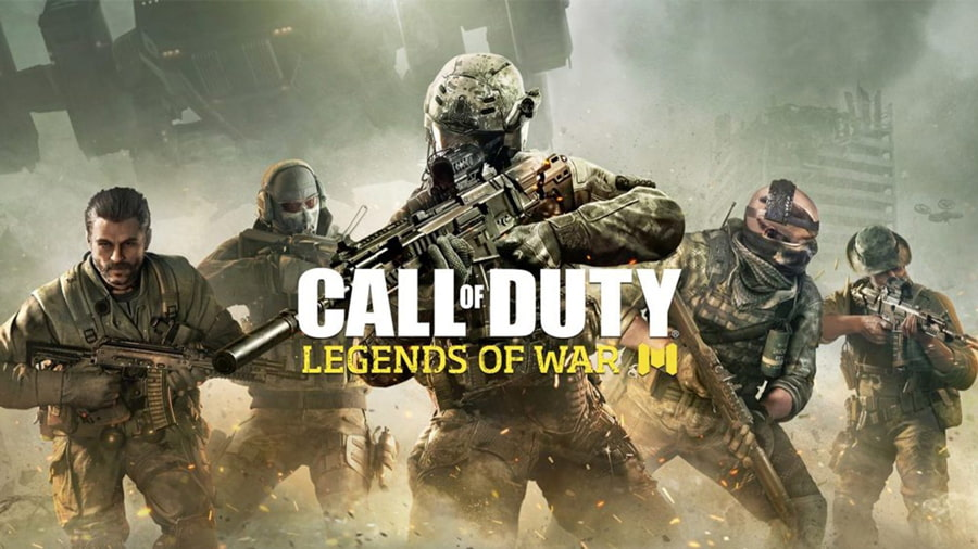 Call of Duty: Legends of War chegou para Android! Instala aqui!