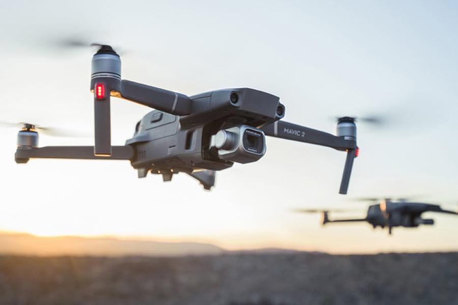 Samsung desafiará a DJI! Será que entrará no mundo dos drones?