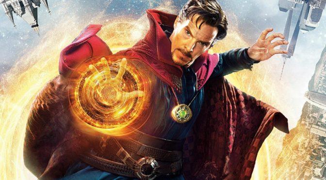 Dr. Strange Marvel Studios