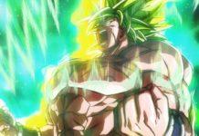 Dragon Ball Super Broly Vegeta Goku