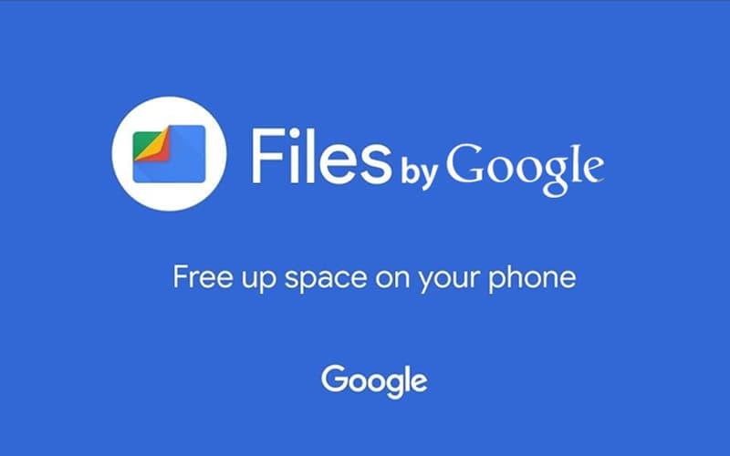 Files By Google atualização aplicação