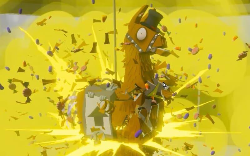 Fortnite Epic Games milhões Llama1