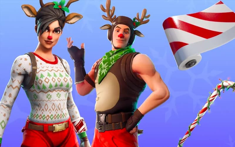 Fortnite evento Natal Battle Royale