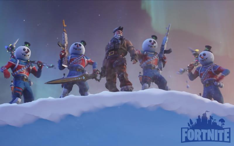 Fortnite Season 7 Epic Games Battle Royale