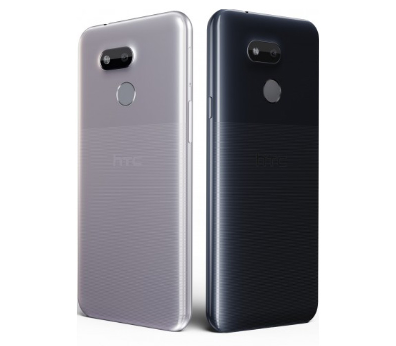 HTC Desire 12s smartphone Android 3