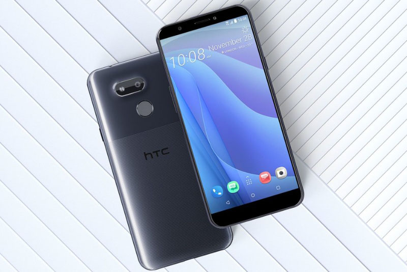 HTC Desire 12s smartphone Android