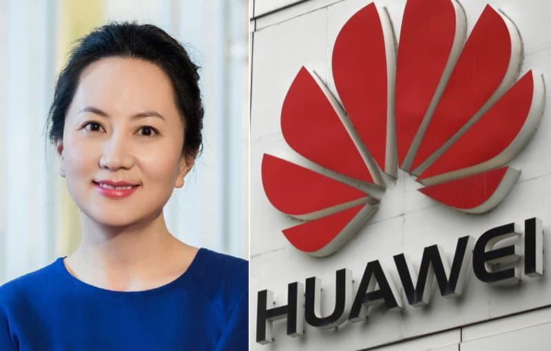 Herdeira do trono da Huawei Estados Unidos China