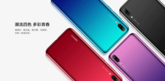 Huawei Enjoy 9 smartphone Android 2