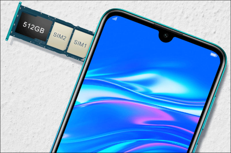 Huawei Enjoy 9 smartphone Android