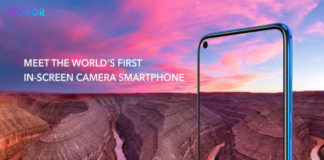 Huawei Honor View smartphone Android Samsung Galaxy A8s