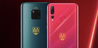 Huawei Mate 20 Pro smartphone Android 1