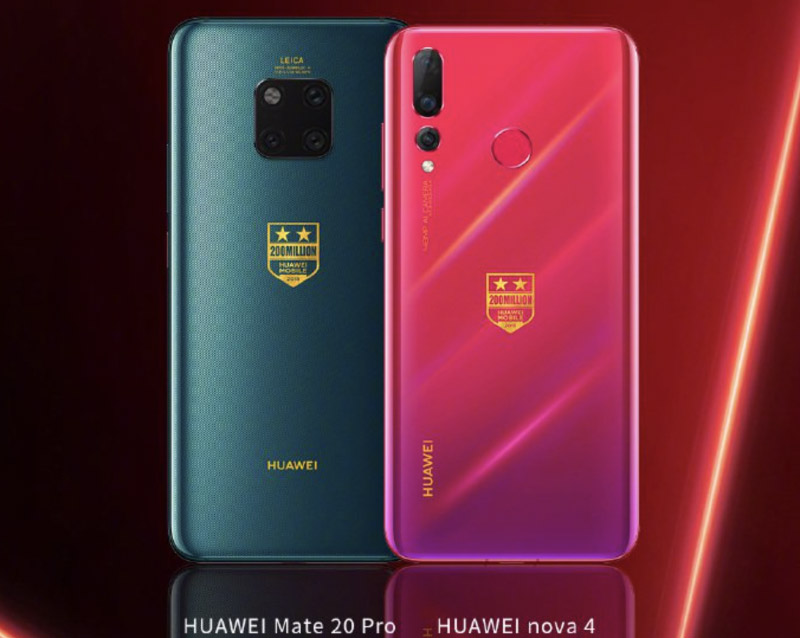 Huawei Mate 20 Pro smartphones Android 1